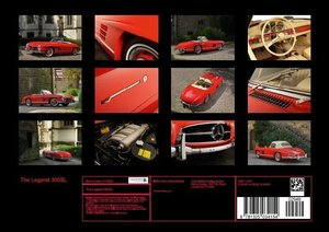 The Legend 300 SL (Poster Book DIN A4 Landscape)