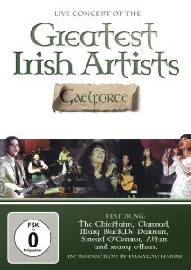 Greatest Irish Artists DVD