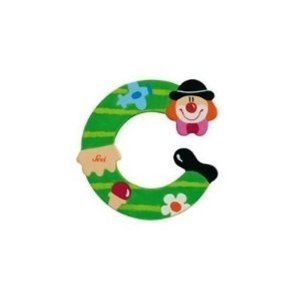 Sevi 81739 - Buchstabe: Clown C
