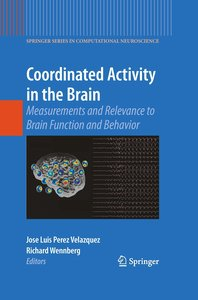 Coordinated Activity in the Brain