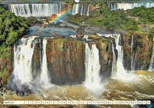 Iguazu Wasserfälle - Südamerika