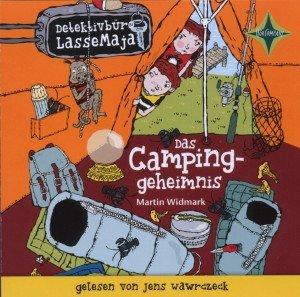 Detektivbüro LasseMaja 08. Das Campinggeheimnis