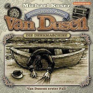 Professor van Dusen 11: Van Dusens erster Fall