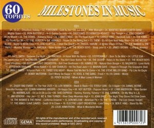 60 Top-Hits Milestones