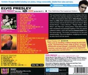 Elvis Presley Debut Album/Elvis