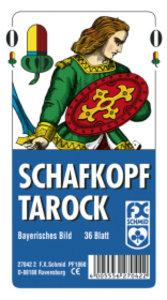 Ravensburger 27042 - Schafkopf/Tarock, bayerisches Bild