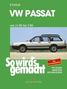 So wird's gemacht, PASSAT 75/85/90 PS und PASSAT-Variant seit Se