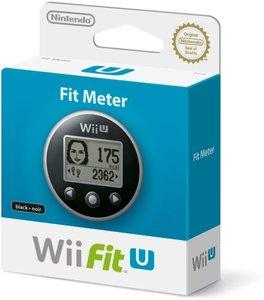 Fit Meter für Nintendo Wii U, schwarz