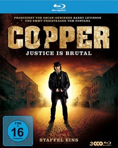 Copper-Justice Is Brutal-Staffel 1