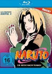 Naruto - Staffel 4:Die Suche nach Tsunade - Episode 81-106