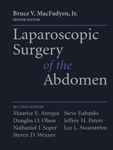 Laparoscopic Surgery of the Abdomen