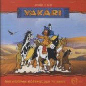 """Yakari 09 """"Yakari und die Pferdediebe"""