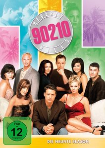 Beverly Hills, 90210 - Season 9 (6 Discs, Multibox)