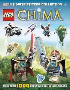 Ultimate Sticker Collection: Lego Legends of Chima