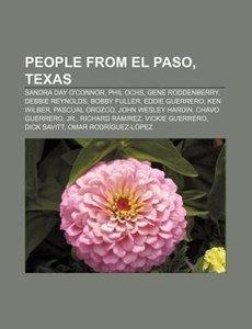 People from El Paso, Texas