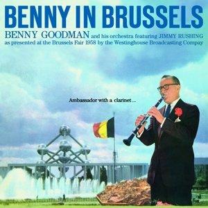 Benny In Brussels+2 Bonus Tr