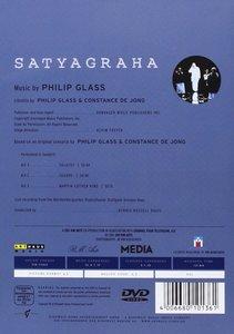 Russell Davis, D: Satyagraha