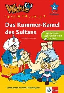 Wickie - Das Kummer-Kamel des Sultans