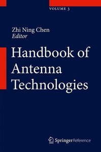 Handbook of Antenna Technologies