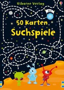 50 Karten: Suchspiele