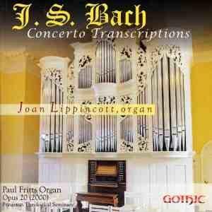 J.S.Bach Concerto Transcriptions