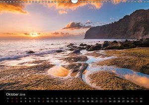 TENERIFFA TRAUMLANDSCHAFTEN (Wandkalender 2016 DIN A3 quer)