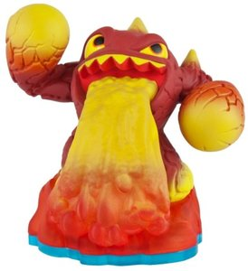 Skylanders Swap Force - Triple Pack A (SLOBBER TOOTH, ERUPTOR, P