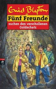 Fünf Freunde 34. Fünf Freunde suchen den verschollenen Goldschat