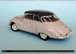 Traumautos der 50er Jahre im Modell