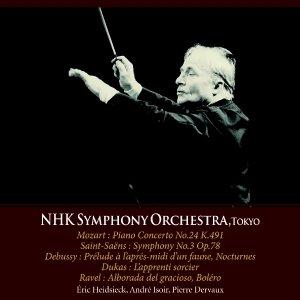 Klavierkonzert 24/Passacaille/Sinfonie 3/...