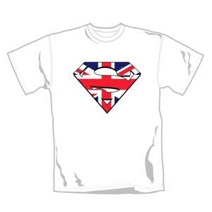 Union Jack Logo (T-Shirt Größe M)