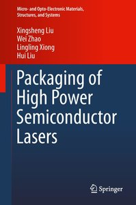 Packaging of High Power Semiconductor Lasers