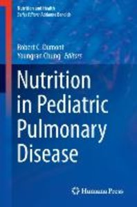 Nutrition in Pediatric Pulmonary Disease