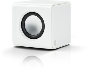 Speedlink SNAPPY Portable Speaker - Bluetooth®-Lautsprecher, wei
