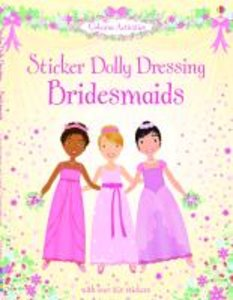 Sticker Dolly Dressing. Bridesmaids