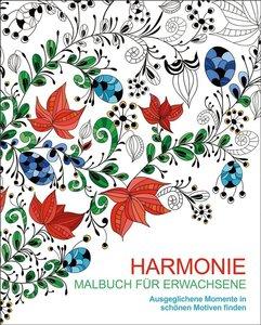 Malbuch für Erwachsene: Harmonie