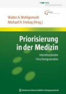 Priorisierung in der Medizin