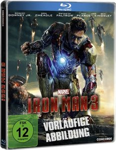 Iron Man: Extremis (Blu-ray)