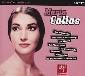 Sound Emotions-Maria Callas