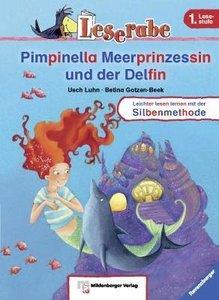 Leserabe 11. Lesestufe 1. Pimpinella Meerprinzessin und der Delf