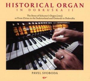 Historische Orgel in Dobruska II