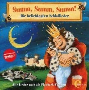 Summ,Summ,Summ-Die Beliebtesten Schlaflieder