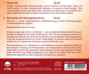 ROMANTIK-Sanfte Musik z.Entspannen