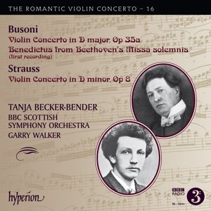 Romantic Violin Concerto Vol.16