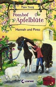 Ponyhof Apfelblüte 04. Hannah und Pinto