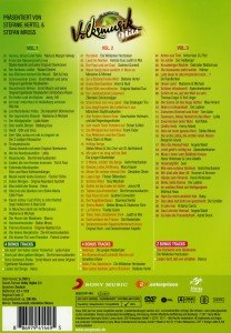 Die schönsten Volksmusik-Hits des Jahrtausends 1-3