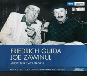 Gulda & Zawinul-1988 Philharmonie Cologne