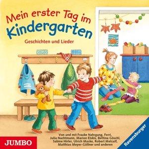 Mein Erster Tag Im Kindergarten-Geschichten Und