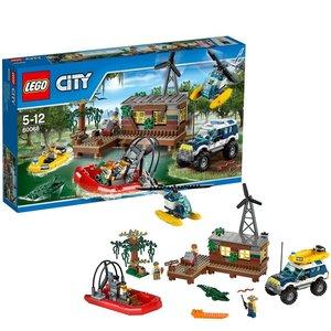 LEGO 60068 - City: Banditenversteck im Sumpf