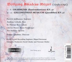 Grabmusik/Gallimathias Music.